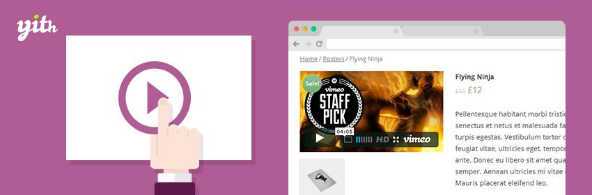 دانلود افزونه ووکامرس YITH Featured Audio & Video Content Premium