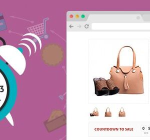 دانلود افزونه ووکامرس YITH Product Countdown Premium