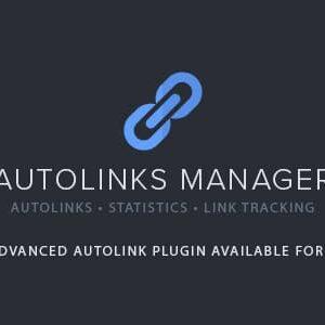 دانلود افزونه وردپرس Autolinks Manager