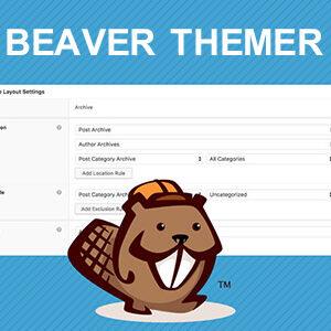 دانلود افزونه وردپرس جانبی Beaver Themer