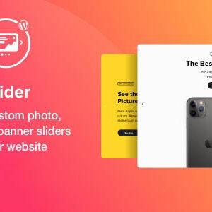 دانلود افزونه وردپرس اسلایدر محصول Elfsight Slider