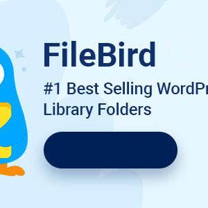 دانلود افزونه وردپرس ساختن فولدر پرونده های رسانه ای FileBird