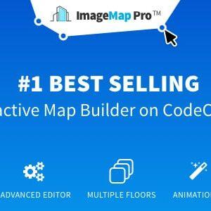 دانلود افزونه وردپرس نقشه تصویر Image Map Pro