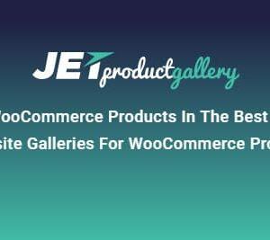 دانلود افزونه وردپرس Jet Product Gallery برای المنتور