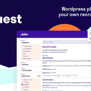 دانلود افزونه وردپرس استخدام و کاریابی jobQuest