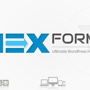 دانلود افزونه وردپرس فرم ساز NEX-Forms