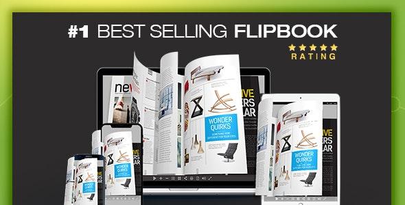 دانلود افزونه وردپرس سه بعدی Real3D FlipBook