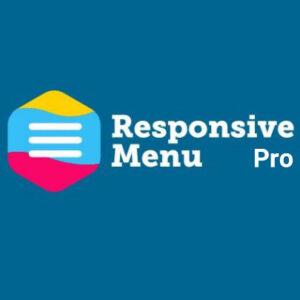 دانلود افزونه وردپرس ساخت منوی موبایلی Responsive Menu Pro