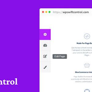 دانلود افزونه وردپرس سوییفت کنترل پرو Swift Control PRO