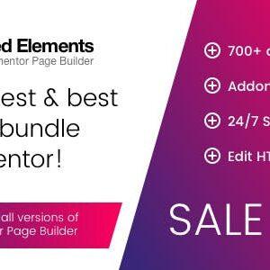 دانلود افزونه وردپرس Unlimited Elements برای المنتور