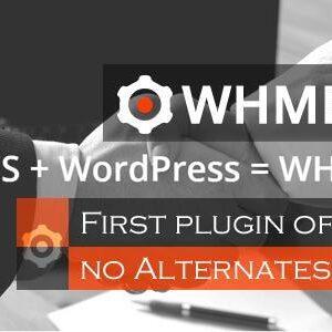 دانلود افزونه وردپرس WHMpress اتصال به WHMCS