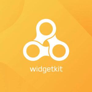 دانلود افزونه وردپرس ویجیت کیت Widgetkit