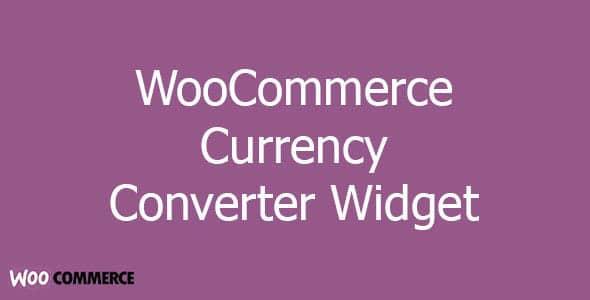 دانلود افزونه ووکامرس WooCommerce Currency Converter Widget