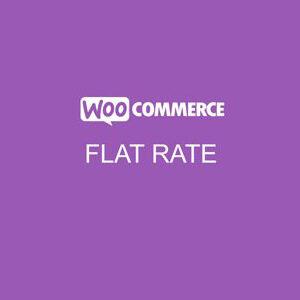 دانلود افزونه ووکامرس WooCommerce Flat Rate Box Shipping