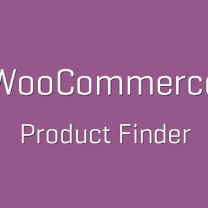دانلود افزونه ووکامرس WooCommerce Product Finder