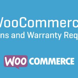 دانلود افزونه ووکامرس WooCommerce Returns and Warranty Requests