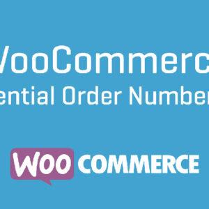دانلود افزونه ووکامرس WooCommerce Sequential Order Numbers Pro