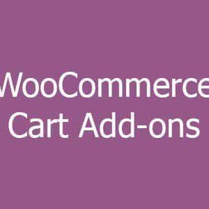 دانلود افزونه ووکامرس woocommerce Cart Add-ons