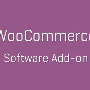 دانلود افزونه ووکامرس WooCommerce Software Add-on