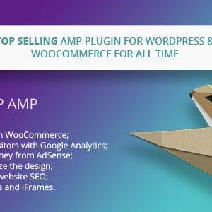 دانلود افزونه وردپرس WP AMP