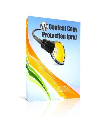 دانلود افزونه وردپرس WP Content Copy Protection Pro