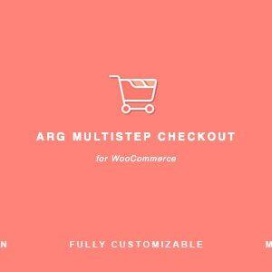 دانلود افزونه ووکامرس ARG MultiStep Checkout