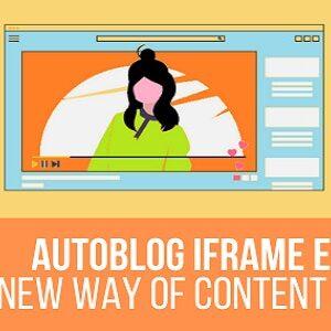 دانلود افزونه وردپرس AutoBlog Iframe Extension