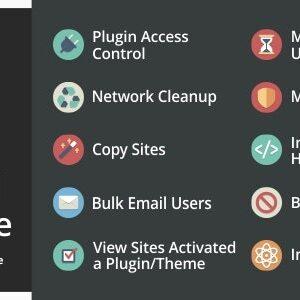 دانلود افزونه وردپرس مدیریت شبکه Beyond Multisite