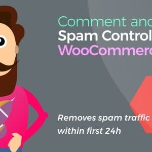 دانلود افزونه ووکامرس Comment and Review Spam Control
