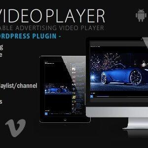 دانلود افزونه وردپرس پخش فیلم Elite Video Player