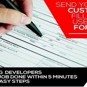 دانلود افزونه وردپرس Form Generating PDF