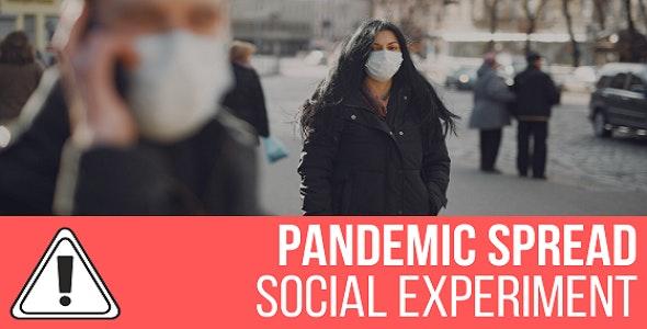 دانلود افزونه وردپرس Pandemic Spread Simulation