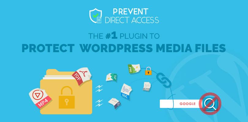 دانلود افزونه وردپرس Prevent Direct Access Gold