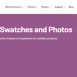 دانلود افزونه ووکامرس WooCommerce Variation Swatches and Photos
