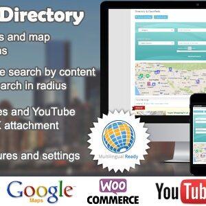 دانلود افزونه وردپرس دایرکتوری Web 2.0 Directory
