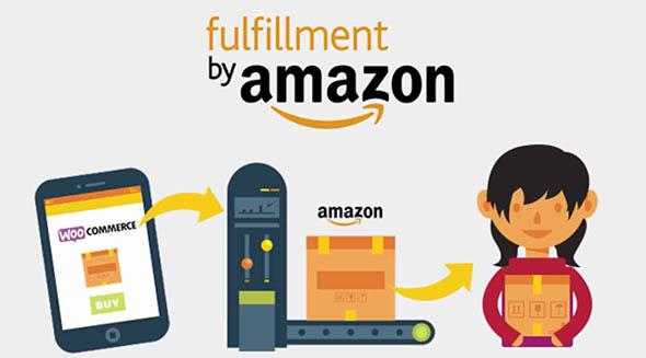 دانلود افزونه ووکامرس WooCommerce Amazon Fulfillment