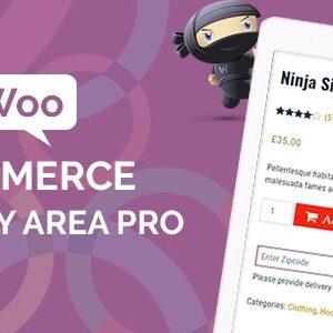 دانلود افزونه ووکامرس WooCommerce Delivery Area Pro