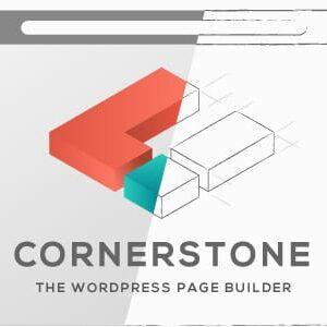 دانلود افزونه وردپرس صفحه ساز Cornerstone