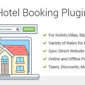 دانلود افزونه وردپرس اجاره ویلا و هتل Hotel Booking