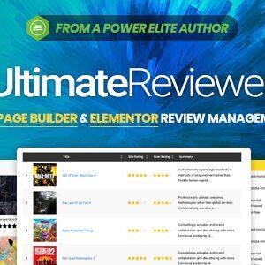 دانلود افزونه وردپرس Ultimate Reviewer