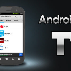 دانلود سورس کد اپلیکیشن Android Live TV