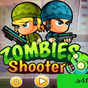 دانلود سورس اپلیکیشن بازی Zoombie Shooter