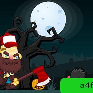 دانلود سورس اپلیکیشن بازی Zombies Hunter 2 (AdMob)