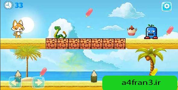 دانلود سورس اپلیکیشن بازی Toby's Adventures Beach (appodeal ads)