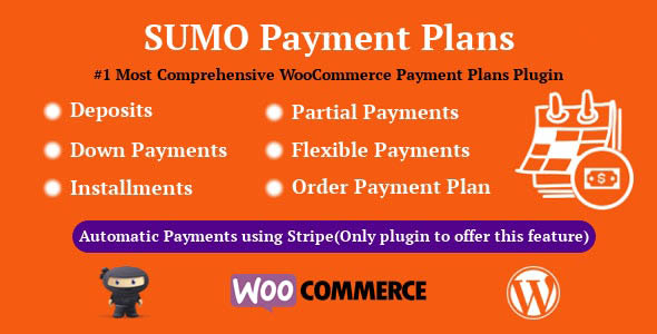 دانلود افزونه ووکامرس SUMO WooCommerce Payment Plans