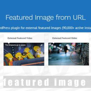 دانلود افزونه وردپرس featured image from-url premium