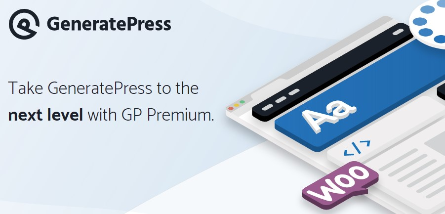 دانلود افزونه وردپرس جنریت پرس پریمیوم GeneratePress Premium