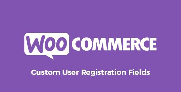 دانلود افزونه ووکامرس Custom User Registration Fields