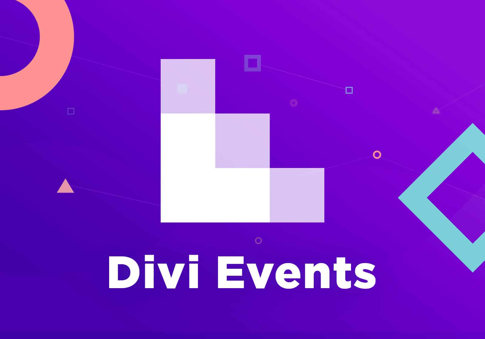 دانلود افزونه وردپرس مدیریت رویداد Divi Events