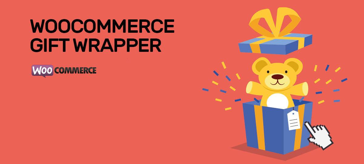 دانلود افزونه ووکامرس کادو کردن سفارشات Gift Wrapper
